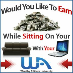Earn Cash Online With Wealthy Affiliate